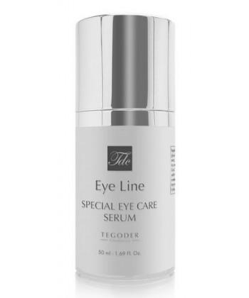 Tegoder special eye care płynne serum pod oczy przeciw ciemnym obwódką wokół oczu i plamom
