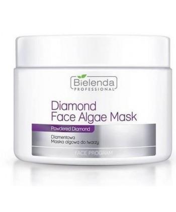 Bielenda Professional diamentowa maseczka algowa na twarz szczególnie do cery wymagającej ujędrnienia i uelastycznienia skóry