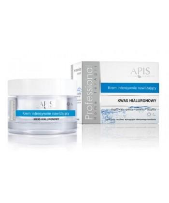 APIS głęboko nawilżający krem do twarzy dla cery suchej wymagającej regeneracji z kwasem hialuronowym