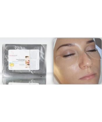 MedBeauty Maseczka kolagenowa pod oczy hydrożelowa z kwasem hialuronowym 1szt - 13g