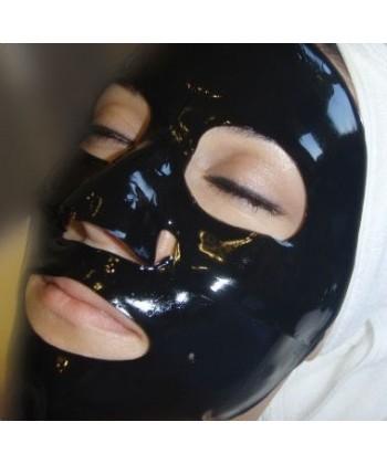 Maska w płacie hydrożelowym do cery mieszanej, tłustej i trądzikowej o działaniu redukującym sebum i zwężającym pory skórne