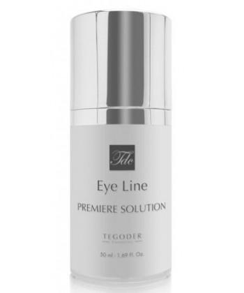 TEGODER Serum eksfoliujące przeciwobrzękowe retinolem do skóry wokół oczu PREMIERE SOLUTION 50ml