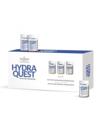 Farmona Professional HYDRA QUEST Aktywny koncentrat nawilżający o działaniu Anti - aging 5ml