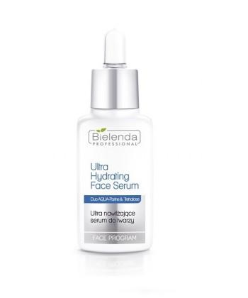 Bielenda Professional Face Program - ultra nawilżające serum do twarzy zabezpieczające przed utratą wody i mocznika