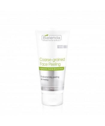Bielenda Professional gruboziarnisty peeling z mocznikiem do oczyszczania i złuszczania naskórka twarzy dla skóry trądzikowej
