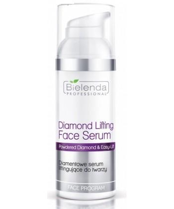Bielenda Professional diamentowe serum liftingujące na twarz do pielęgnacji cery dojrzałej