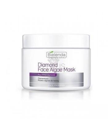 Bielenda Professional Diamentowa maska algowa 190g Opakowanie uzupełniające - folia