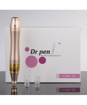 Dr Pen Ultima M5-W to bezprzewodowe urządzenie do frakcyjnego mikronakłuwania skóry - posiada same pozytywne opinie