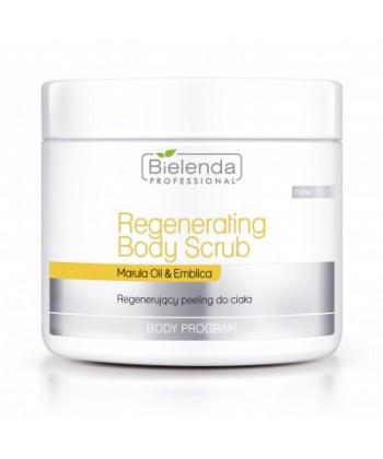 Bielenda Professional domowy peeling o właściwościach regenerujących do ciała dla skóry dotkniętej rozstępami