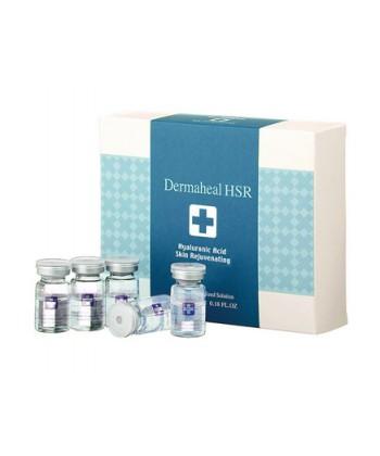 Swiss Medical Dermaheal HSR to przeciwzmarszczkowe ampułki do mezoterapii mikroigłowej, igłowej i bezigłowej o pozytywnej opinii