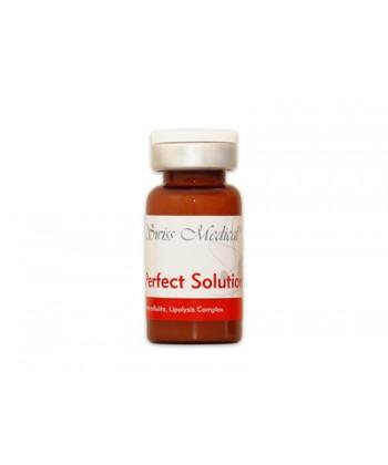 Swiss Medical Perfect Solution LL wyszczuplająca ampułka o działaniu przyśpieszającym spalanie tkanki tłuszczowej do mezoterapii