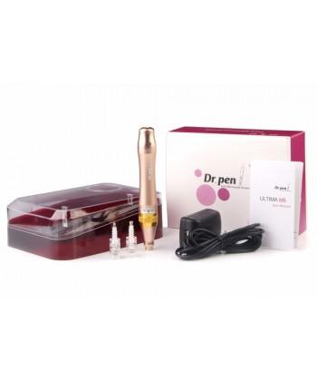 Dr Pen Ultima M5-C to urządzenie mikronakłuwające skórę, które skutecznie usuwa zmarszczki, blizny, przebarwienia i rozstępy