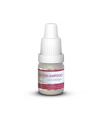 Charmine Rose Oxygen Ampoule to ampułki dotleniające z koenzymem Q10 do skóry dojrzałej, naczynkowej i szarej