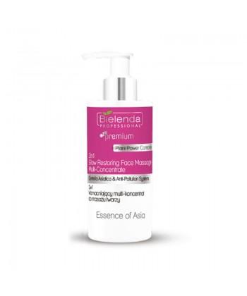 Bielenda Professional Essence of Asia kosmetyk 2w1 wzmacniający multi-koncentrat do naturalnego masażu twarzy