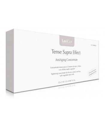 Lavigor Tense Supra Effect ujędrniające serum z komórkami macierzystymi w ampułkach o działaniu anti-aging do okolic oczu i ust