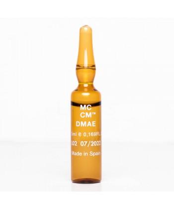 MCCM DMAE 3% to ampułka z dimetyloaminoetanolem o działaniu zwalczającym objawy starzenia się naskórka do mezoterapii