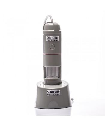 Skin Tester Professional to urządzenie do diagnostyki skóry i włosów