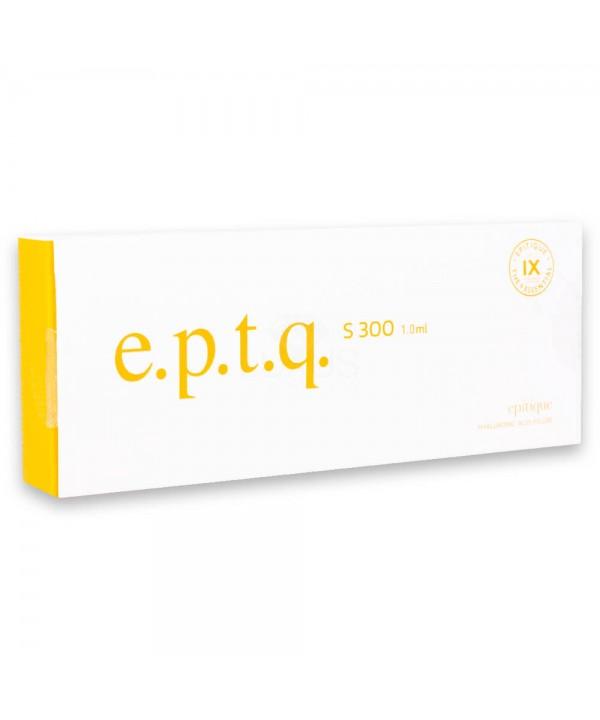 Środek kosmetyczny Epitique S300 unosi tkanki ułatwiając kształtowanie ust