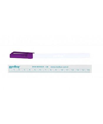 Marker medyczny czyli pisak chirurgiczny bez substancji toksycznych do znakowania skóry dla identyfikacji przed zabiegiem