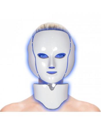 Domowa światłoterapia maską LED jest bezbolesna, bezpieczna i skuteczna