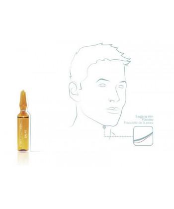 Preparat kosmetyczny do zabiegów dla osób, które mają problem z wiotką skórą twarzy i ciała
