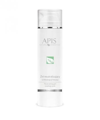 APIS profesjonalny żel neutralizujący kwasy dla każdego rodzaju cery o właściwościach chłodzących i przeciwobrzękowych