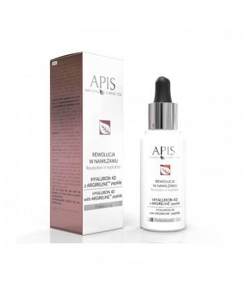 Apis Professional HYALURON 4D z ARGIRELINE™ peptide 30ml