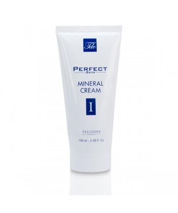 Tegoder Perfect Skin Mineral Cream - krem mineralny z kwasem hialuronowym do cery suchej o właściwościach głęboko nawilżających