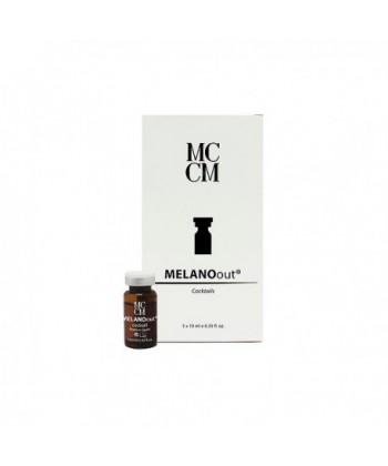 Ampułka MCCM MELANOout skutecznie zapobiega hiperpigmentacji i fotostarzeniu skóry