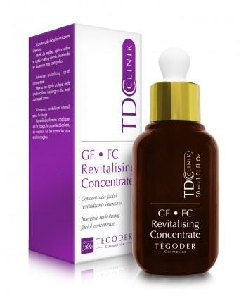 Tegoder GF FC Revitalising Concentrate - rewitalizujące serum o  działaniu odżywczym i przeciwzmarszczkowym