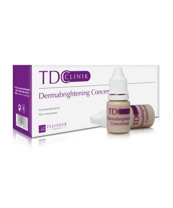TDC DERMABRIGHTENING CONCENTRATE - serum do zabiegu BB Glow z czynnikami wzrostu komórek i kwasem hialuronowym