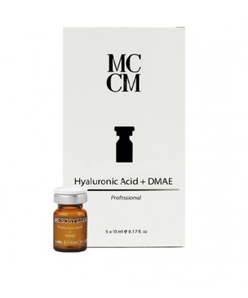 MCCM Koncentrat  z kwasem hialuronowym i DMAE do wiotkiej skóry