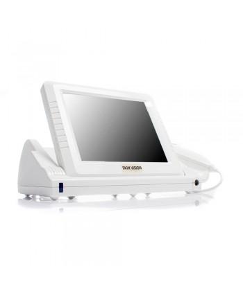 Urządzenie diagnozujące posiada 8-calowy monitor LCD