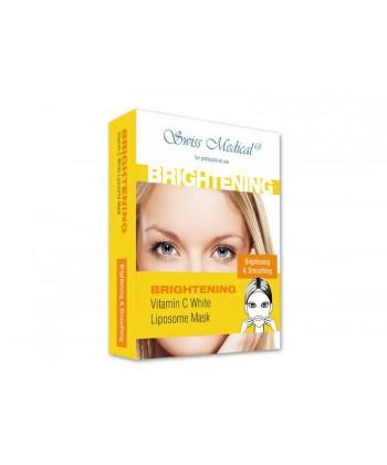 Swiss Brightening maseczka do twarzy z rozjaśniającą witaminą C