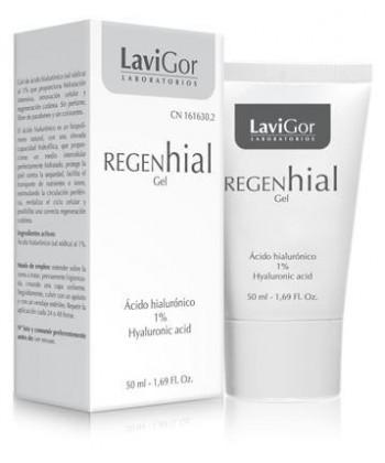 LaviGor Regenhial Gel - żel z kwasem hialuronowym do zabiegów mezoterapii mikroigłowej i nanobrazji