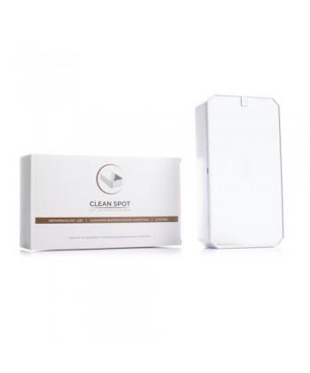 Wielofunkcyjny sterylizator uvc masek, telefonu, pieniędzy i innych rzeczy wraz z lusterkiem i funkcją bezprzewodowego ładowania