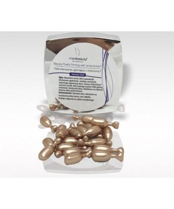 Przeciwzmarszczkowe serum w kapsułkach o działaniu krioochronnym i ujędrniającym marki MedBeauty