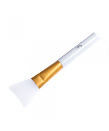Pędzelek silikonowy do nakładania maseczek w kremie, glinki, alg, żelu ultradźwiękowego, podkładu i fluidu w domu lub salonie