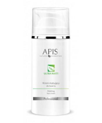 APIS Ultra Matt profesjonalny krem matujący do twarzy z wyciągiem z drożdży o pozytywnych opiniach od klientów