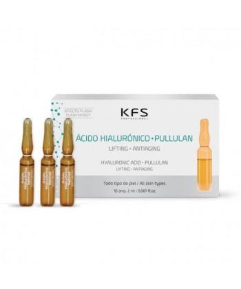 Koktajl kosmetyczny KL Pharma Hyaluronic Acid Pullulan jest szczególnie polecany do wiotkiej skóry