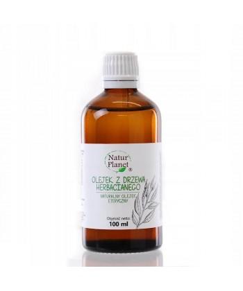 100% Naturalny olejek z drzewa herbacianego 100ml