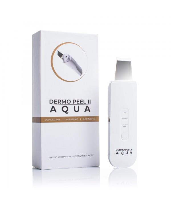 Dermo Peel II Aqua umożliwia dokładnie oczyścić skórę trądzikową i przetłuszczającą się