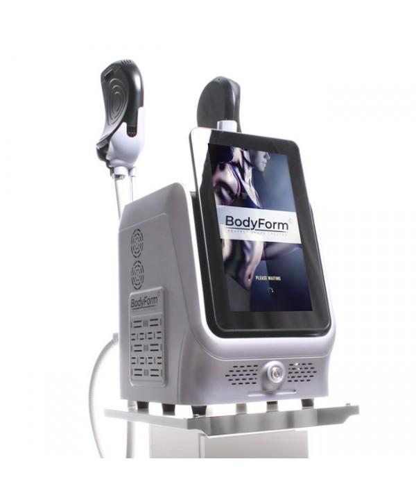 Urządzenie BodyForm zawiera autorskie protokoły sportowe i fizjoterapeutyczne
