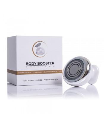 Body Boster 3w1 to masażer ultradźwiękowy do ciała z radiofrekwencją RF i elektrostymulacją EMS