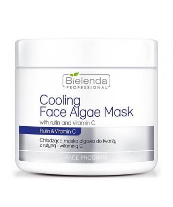Bielenda Professional Chłodząca maska algowa z rutyną i witaminą C 190g