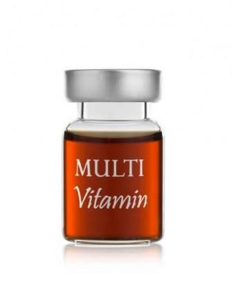 InnovaPharm Ampuki multiwitaminowe - Multi Vitamin 5ml