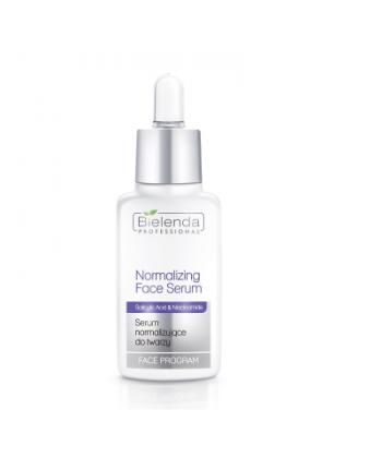 Bielenda Professional serum normalizujące do twarzy (szczególnie do pielęgnacji cery łojotokowej, trądzikowej i tłustej)