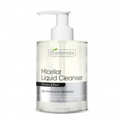 Kosmetyk oczyszczający przygotowujący skórę do dalszych czynności pielęgnacyjnych