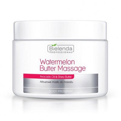 Masło do masażu przede wszystkim utrzymuje odpowiedni poziom nawilżenia skóry i redukuje cellulit