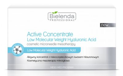 Aktywny koncentrat zapewnia długotrwałą regenerację i wpomaga procesy odmłodzenia skóry